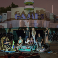CLOSED FOR STORM Explores the Defunct Six Flags NOLA